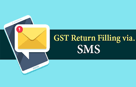 Big relief for these GST small taxpayers holders provided Facility of filing Nil Form GSTR-3B through SMS