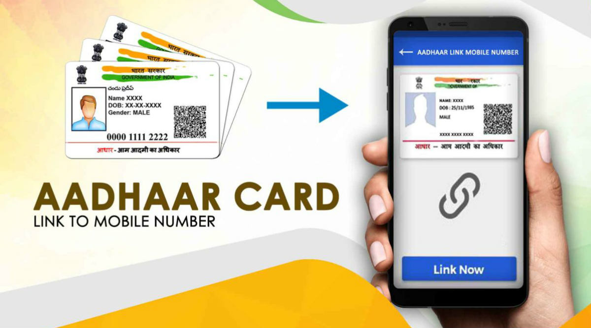 Download your Aadhaar Card using your Mobile Number