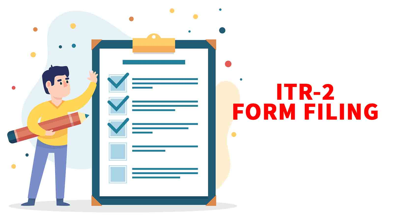 ITR-2 available on its e-Filing portal