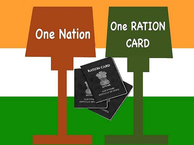 Only 3 days left, the central government has implemented the 'One Nation-One Ration Card' scheme,